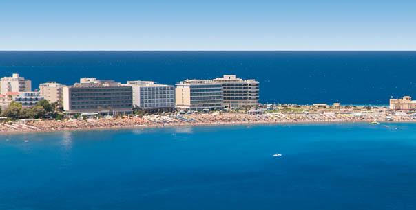 aquarium view hotel rhodos