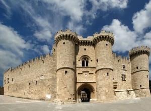 1–Rhodes Grand Master Palace