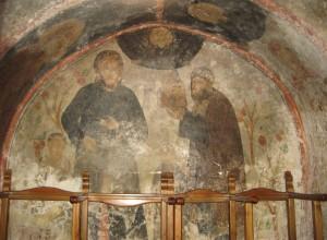 Agios Fanourios Frescoes