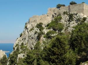 Castello De Monolithos