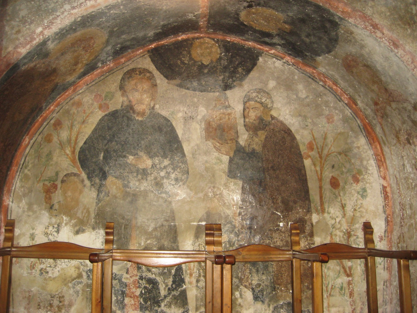 Orthodox Churches Within The Medieval Town That Officiate As Parishes