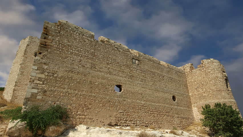 The Medieval Castle Of Kritinia