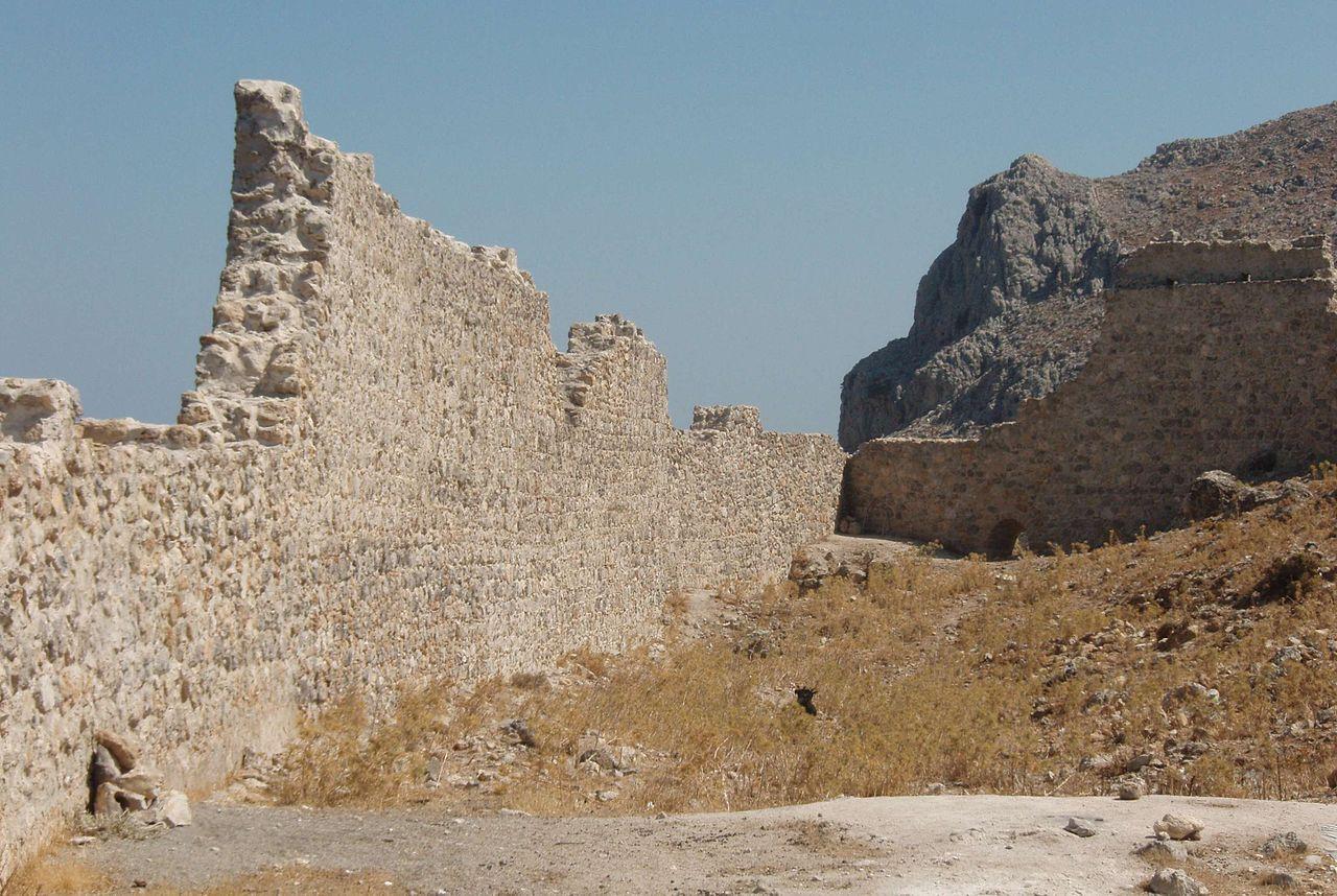 Archangelos Castle