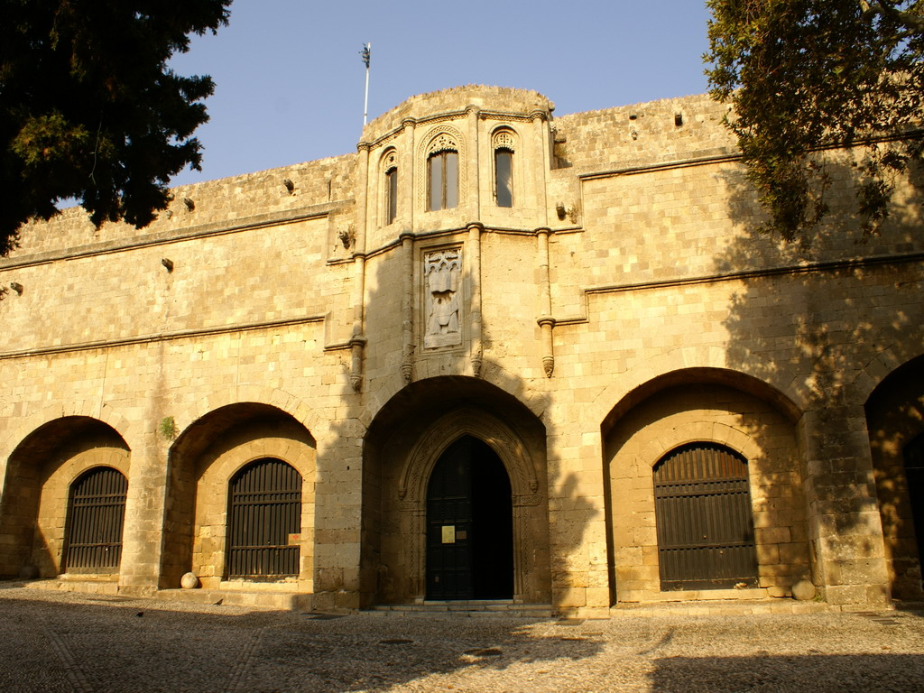 The Archaeological Museum Of Rhodes